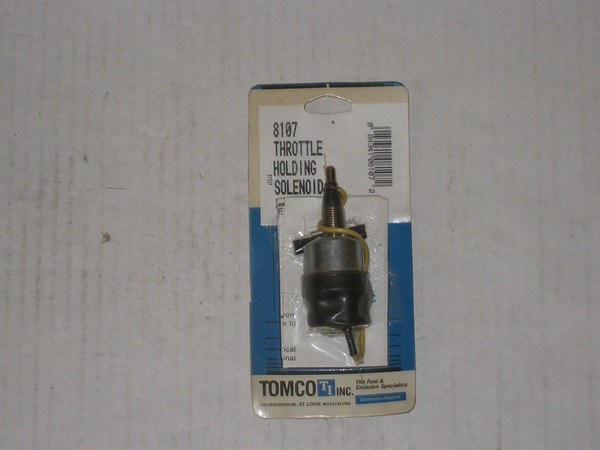 1966 thru 1983 Ford Mopar AMC new throttle holding solenoid # 8107