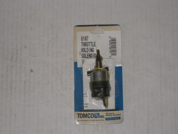 1966 thru 1983 Ford Mopar AMC new throttle holding solenoid # 8107