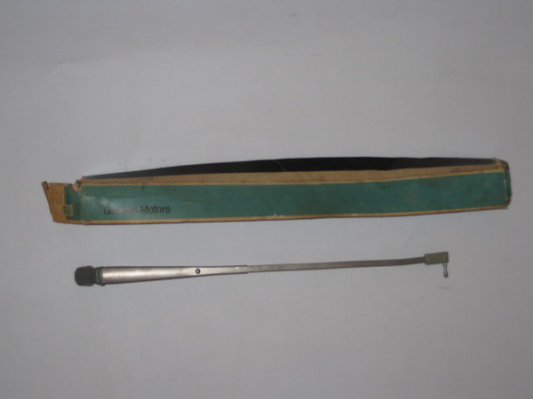 1973 74 75 76 77 Chevelle monte carlo cutlass pontiac NOS RH wiper arm # 9736579