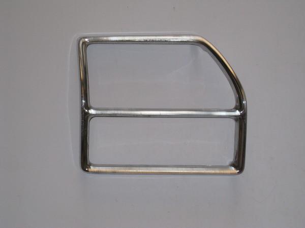 1969 Chevelle NOS RH tail lamp chrome bezel # 3948072