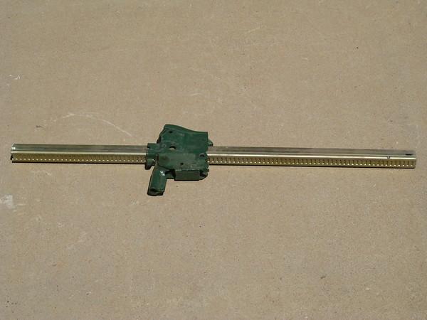 1974 1975 1976 1977 1978 1979 1980 1981 Pontiac Firebird bumper jack # 14002536fu