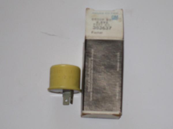 1964 65 66 67 68 1969 Chevrolet & Corvette NOS turn signal flasher # 383637