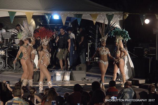 SambaAz at Brazil festival 9 23 2017