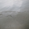 The Caspian Sea.