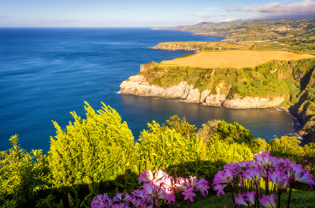 Azores Sao Miguel Island Viewpoint Landscape Photography 11 By Messagez com