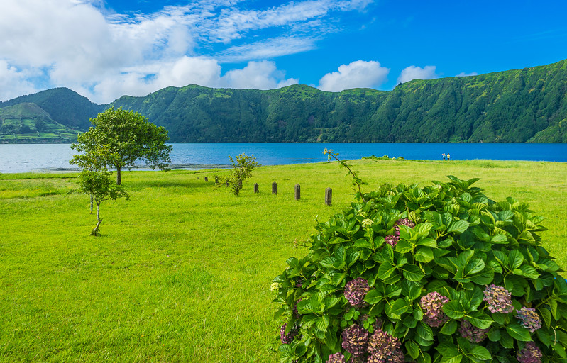 Azores Sao Miguel Island Lagoon Photography 5 By Messagez com