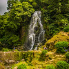 Awakening Waterfall in Sao Miguel Island Azores Photography By Messagez com