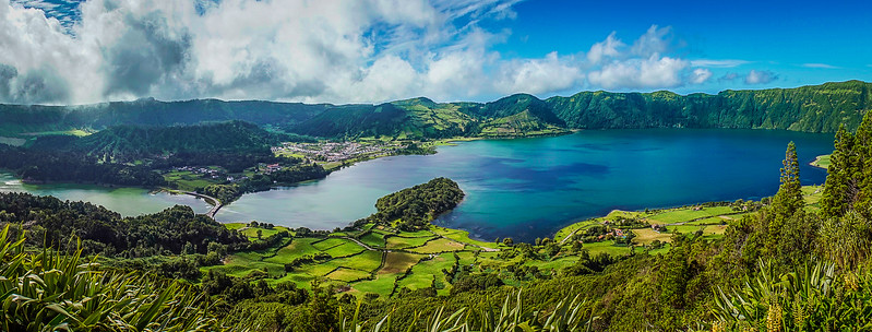Best of Azores Sao Miguel Island Panorama Photography 4 By Messagez com