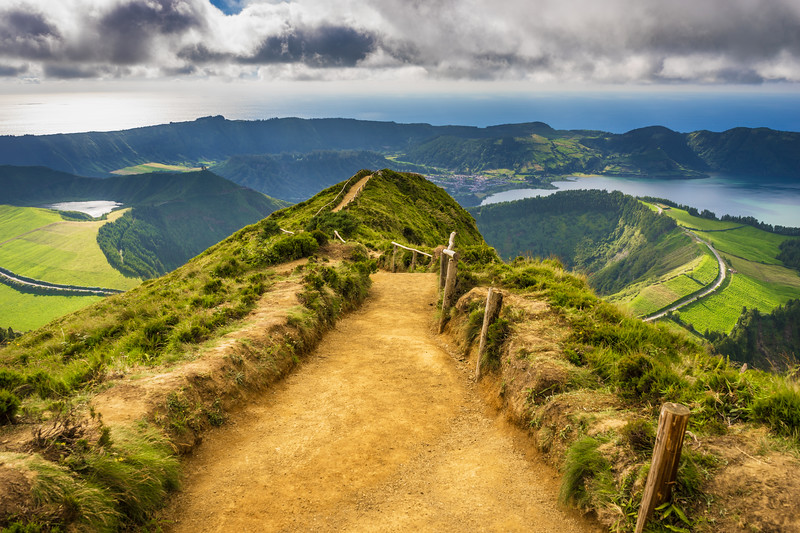 Unique Lagoon Road Azores Photography By Messagez com