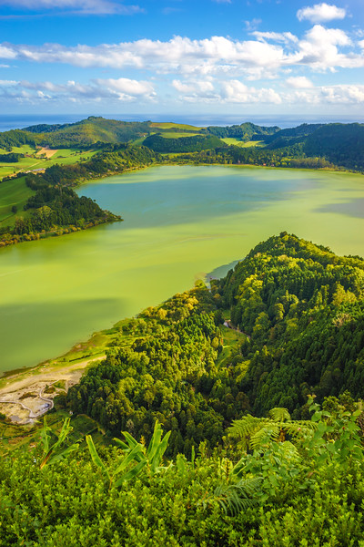 Azores Sao Miguel Island Furnas Lagoon Photography 9 By Messagez com