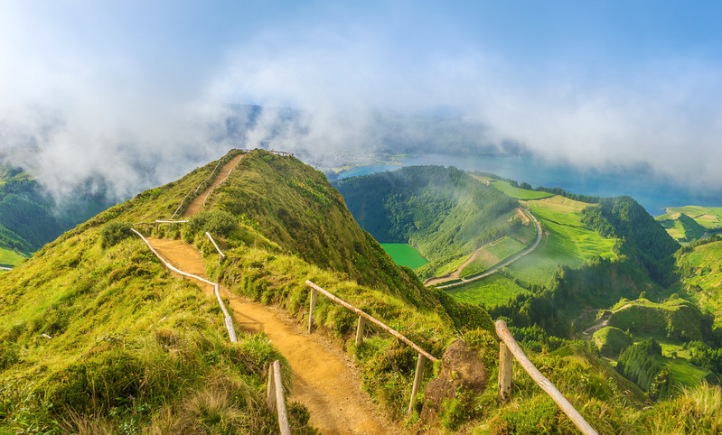 Amazing Azores Sao Miguel Island Viewpoint Landscape Photography 7 By Messagez com