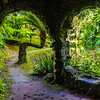 Portugal Azores Magic Garden Window Photography By Messagez com