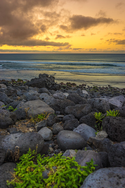 Azores Sao Miguel Island Beach Sunset Landscape Photography 2 By Messagez com