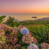 Azores Sao Miguel Island Sunset Landscape Photography 9 By Messagez com