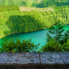Portugal Azores Magic Green Lagoon Photography 3 By Messagez com