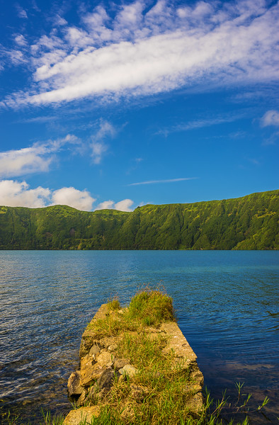 Azores Sao Miguel Island Lagoon Photography 6 By Messagez com