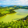 Azores Sao Miguel Island Furnas Lagoon Photography 3 By Messagez com