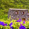 Azorean House in Sao Jorge Island Photography By Messagez com