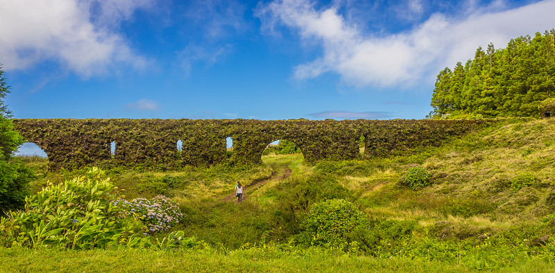 Original Azores Green Portals Photography By Messagez com