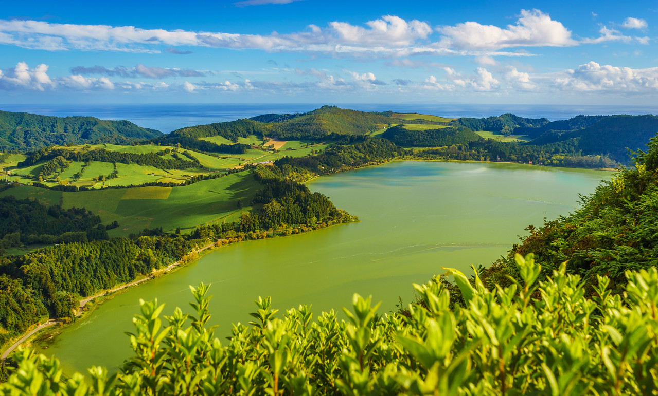 Azores Sao Miguel Island Furnas Lagoon Photography 4 By Messagez com