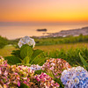 Azores Sao Miguel Island Sunset Landscape Photography 10 By Messagez com