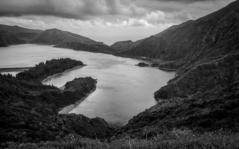 Azores Sao Miguel Island Fire Lagoon Landscape Photography 7 By Messagez com