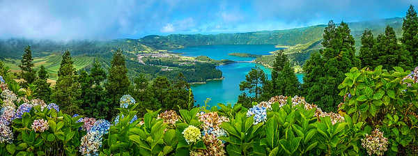 Best of Azores Sao Miguel Island Panorama Photography 3 By Messagez com