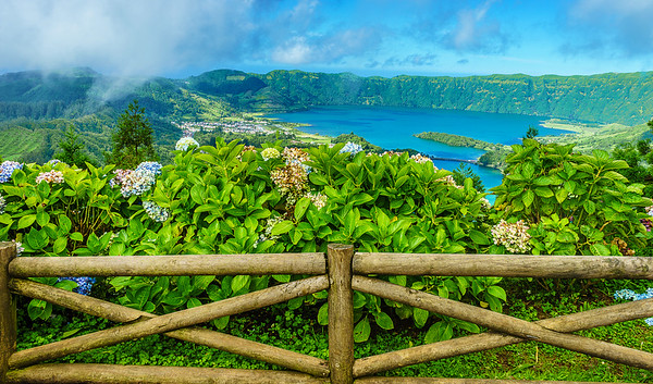 Portugal Azores Sao Miguel Island Photography By Messagez com