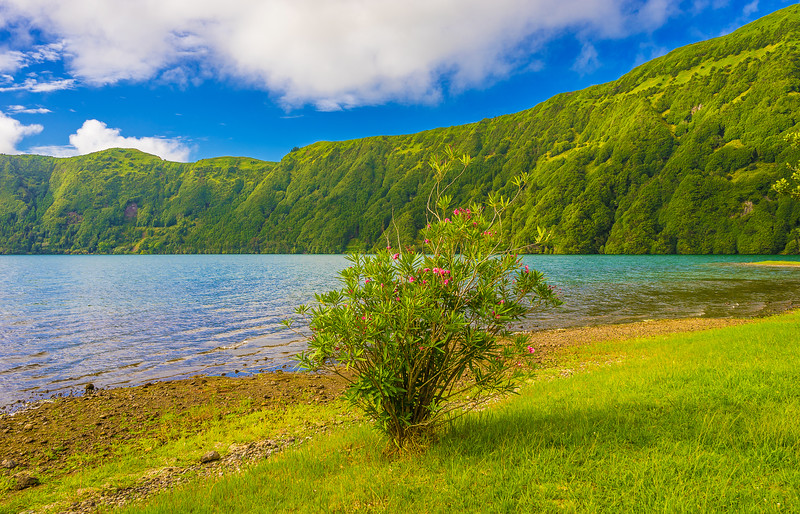 Azores Sao Miguel Island Lagoon Photography 7 By Messagez com