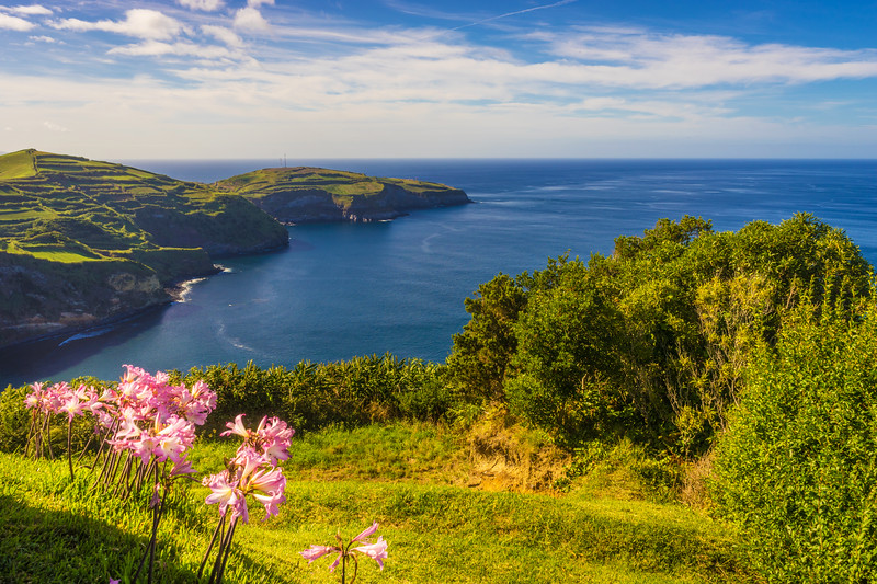 Azores Sao Miguel Island Viewpoint Landscape Photography 3 By Messagez com