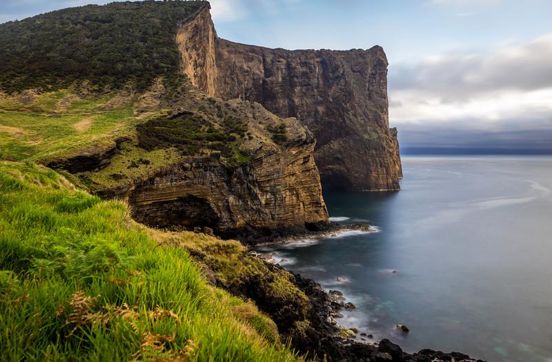 Azores Sao Jorge Island Cliffs Photography By Messagez com
