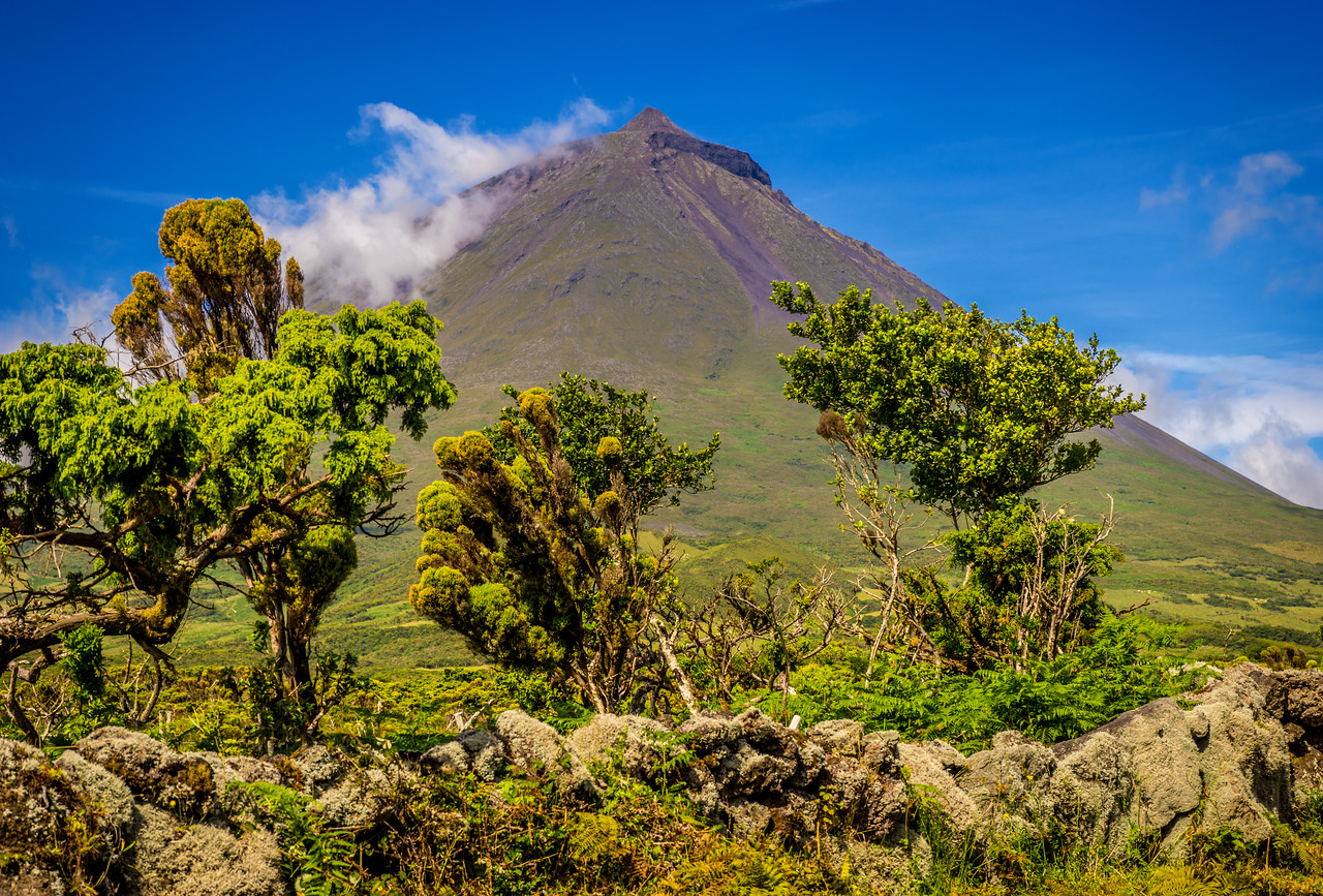 Azores Pico Island Mountain Beauty Photography 2 By Messagez com