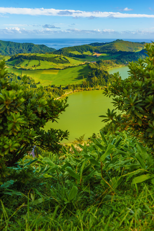 Azores Sao Miguel Island Furnas Lagoon Photography 5 By Messagez com