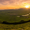 Original Azores Terceira Island Beauty Viewpoint Panorama Photography By Messagez com
