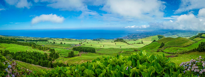 Best of Azores Sao Miguel Island Panorama Photography 2 By Messagez com