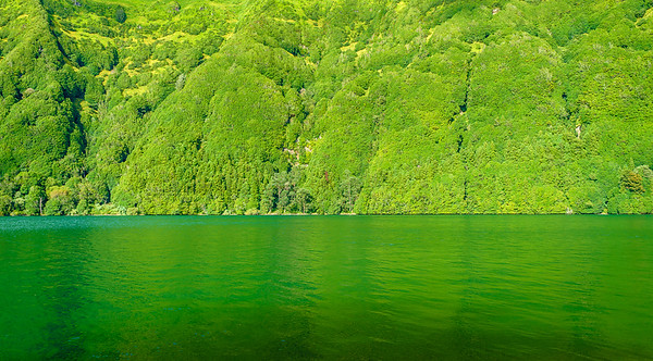 Azores Sao Miguel Island Lagoon Photography By Messagez com