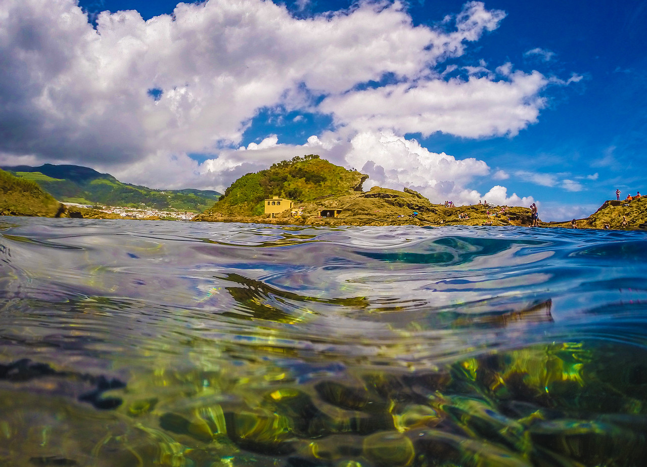 Unique Magical Island Beauty Portugal Azores Sao Miguel Photography