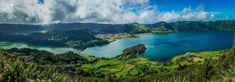 Best of Azores Sao Miguel Island Panorama Photography 7 By Messagez com