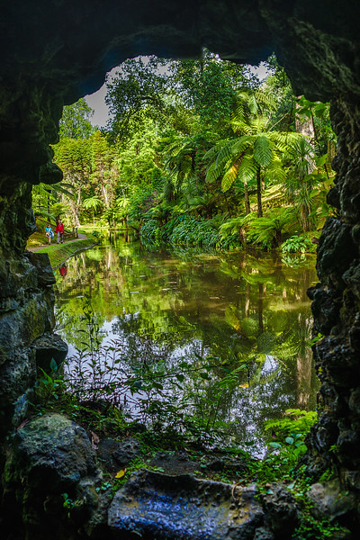 Portugal Azores Magic Garden Window Photography 2 By Messagez com
