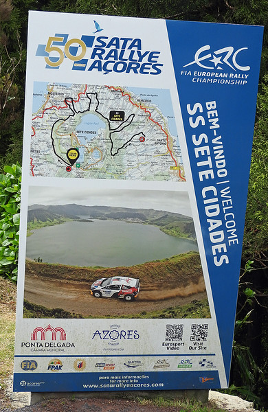 Rally sign Two Lakes Azores Sao Miguel 2016-05-15 DSCN2189