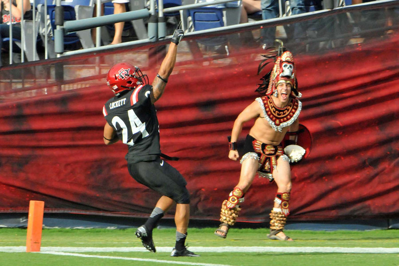 Touchdown Aztecs