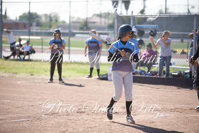 Softball Action Shots