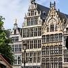 Detalhes Arquitetônicos de Antuérpia