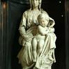 Escultura da Madona de Michelangelo