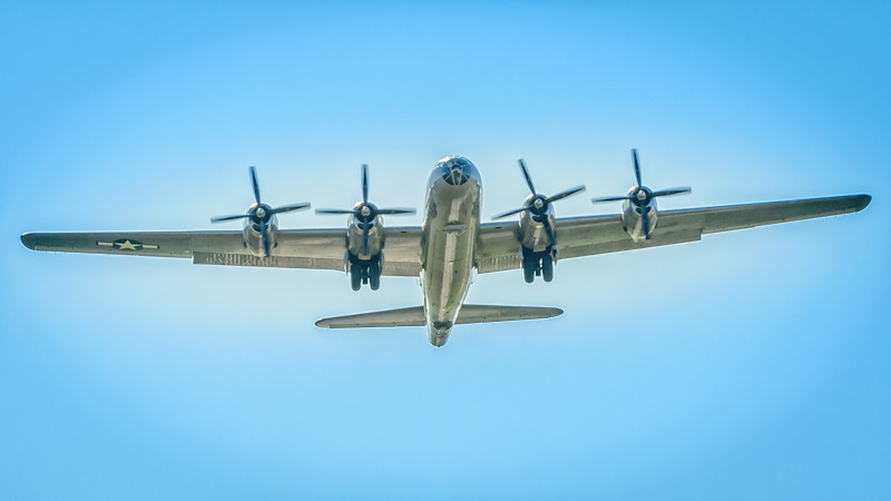 B-29 In Jefferson City, Missouri
