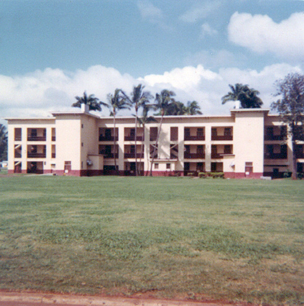 Schofield Barracks 1967