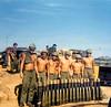 Sgt Danky, Pfc Deverill, pfc Burckhardt, ?, pfc Froh, pfc Stafford