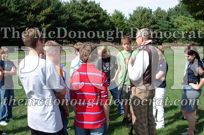 BPC Social Studies Class Shoots Civil War Rifle 10-02-06 002