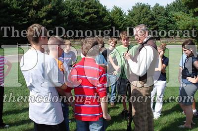 BPC Social Studies Class Shoots Civil War Rifle 10-02-06 001