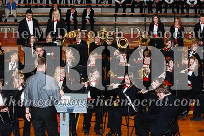 BPC HS Band Xmas Concert 12-16-07 009
